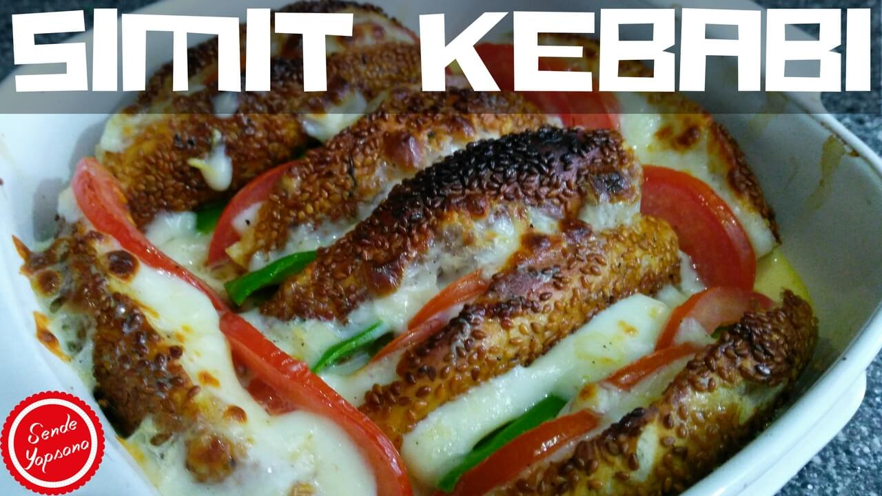 Teriyaki Soslu Simit Kebabı ve Kikkoman 42